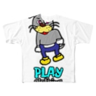 PLAY clothingのPLAY DOGGY!B Full graphic T-shirts
