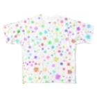 AmanoLokiの爽やか〜 Full graphic T-shirts
