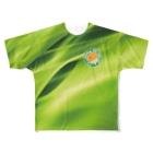 HayashiDesignのぴよぴよ卓球ver3 Full graphic T-shirts