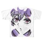 Supershy girls companyの大入T Full graphic T-shirts