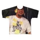BALENSAGARAのFUSEN T Full graphic T-shirts