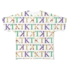 T&KのTK THE 和風 Full graphic T-shirts