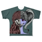 北川のMelissa fusion Full graphic T-shirts
