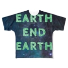 RDesignのEARTH END EARTH Full graphic T-shirts