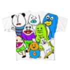 うめもと公式のドリームチーム2 Full graphic T-shirts