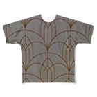 World_fabricのWorld fabric 16 Full graphic T-shirts