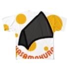 あさみんSHOP(いっ福商店)のKASAMAKURA Full graphic T-shirts