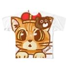 chifffyのルイたん Full graphic T-shirts