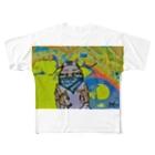 BOSOのホーミィくん Full graphic T-shirts