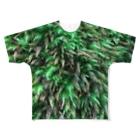 店ショップのモスモス Full graphic T-shirts