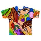吉田南ナ子の総 Full graphic T-shirts