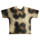 Usamimi99のTIGER Full graphic T-shirts