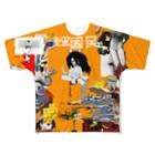 ohutonの超国民 弐 Full graphic T-shirts