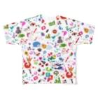 Your Social フルグラフィックTシャツ