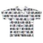 レオナのMojibake(Cyberpunk mix) フルグラフィックTシャツ