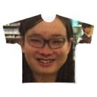 きんたのやすみ Full graphic T-shirts