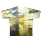 mizuphoto.comの鏡の世界 Full graphic T-shirts