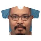 星野児胡の著者近影 Full graphic T-shirts