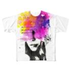 nor. (のあ)の007 Full graphic T-shirts