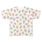 じんじんのじんじん Full graphic T-shirts