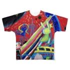 小野寺製作所二号店の高円寺 Full graphic T-shirts
