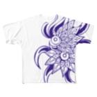 EMPTY(エンプティ)のsoulmate-b Full graphic T-shirts