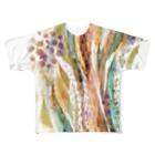 chirukapolkaのchirukapolka 011 Full Graphic T-Shirt