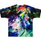 nor_tokyoのdyebirth_005 フルグラフィックTシャツ