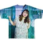ミノリストアのYuuna フルグラフィックTシャツ