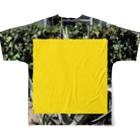 aaaaaaaaaaaaaaのWedding Full graphic T-shirtsの背面