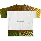 aaaaaaaaaaaaaaのLove Full graphic T-shirtsの背面