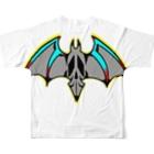 GAB!のBAD BAT Full graphic T-shirtsの背面