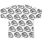 イソ(ベ)マスヲのあらざし大漁フルグラフィックTシャツ
