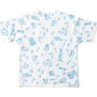 CHEBLOのCALL MOLAフルグラフィックTシャツ