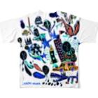 伊敷トゥートのMUGEN!!! フルグラフィックTシャツ