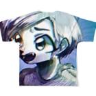 デリデリのえ=? Full graphic T-shirtsの背面