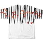 VIVUYAのOkapi  Full graphic T-shirtsの背面