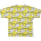 Panic Junkieのレモンライス Full Graphic T-Shirtの背面