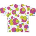 WON CHANCE ワンチャンスのWON CHANCE(ワンチャンス) Full graphic T-shirtsの背面