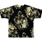 [ DDitBBD. ]のパプリカ. Full graphic T-shirtsの背面