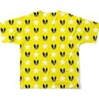 NICO25'S TIMEの★ボストン フルグラフィックTシャツ