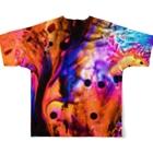 nor_tokyoのdyebirth_003 フルグラフィックTシャツ