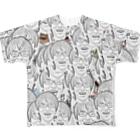 割り切れるの割り切れる2018 Full graphic T-shirts