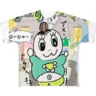 (ともくん)グッズ販売ページのぴ~ひゃ~ママン日用雑貨 Full graphic T-shirts
