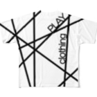PLAY clothingのPLAY LINE ① Full graphic T-shirts