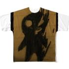 Яeのクロイモノ Full graphic T-shirts
