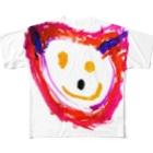 橋本京子のCATS(Karin) フルグラフィックTシャツ