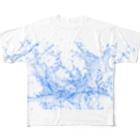 NOMAD-LAB The shopの水がかかった~! Full graphic T-shirts