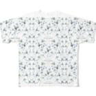 グラフィックアニマルズのmizusawa model Full graphic T-shirts