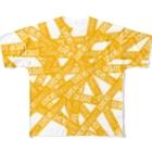 GK! WEB SHOPのGK DATE Full graphic T-shirts